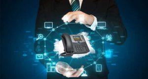 گوشی تلفن تحت شبکه یا همان وُیپ